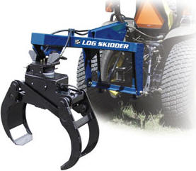 Model SB-05 3-Point Tractor Mount