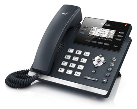 Yealink T42G IP phone from Sellcom.com